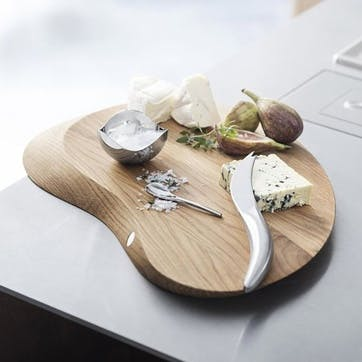 Forma Cheese Board with Knife