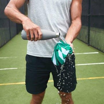 Quick Cool Towel, Cancun Green