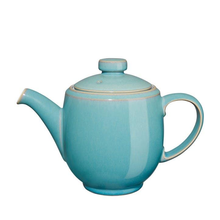 Azure Teapot, 1.25Lt, Blue