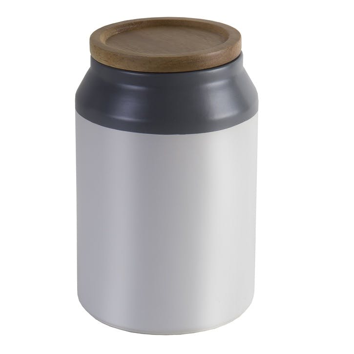 Ceramic Storage Jar, Medium