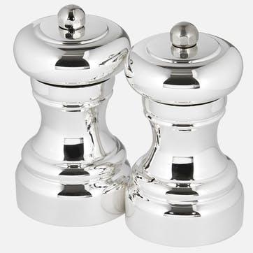 Sterling Silver Salt & Pepper Mill Set