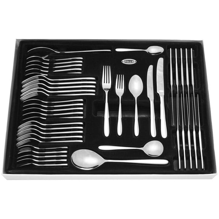 Winchester Cutlery Set, Gift Boxed - 44 Pieces