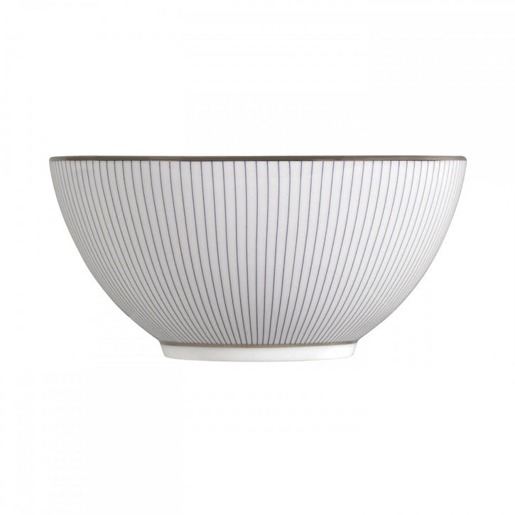 Pin Stripe Nibbles Bowl