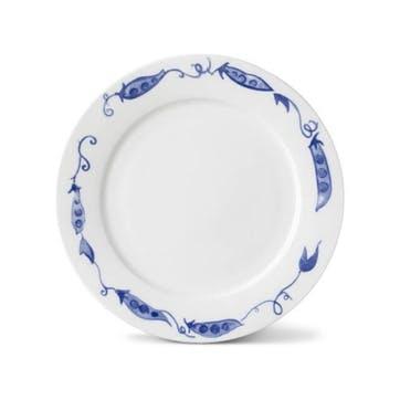 Pea Pod Dinner Plate