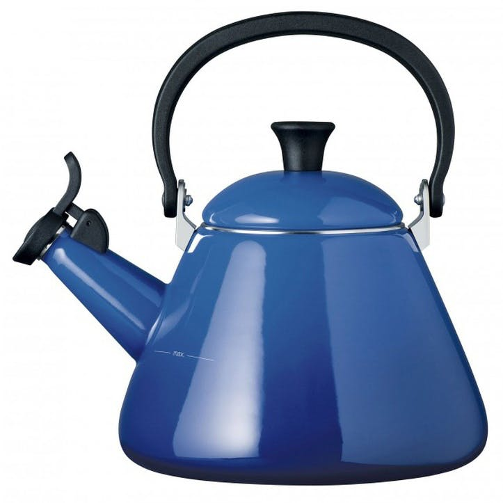 Kone Stove Top Kettle; Marseille Blue