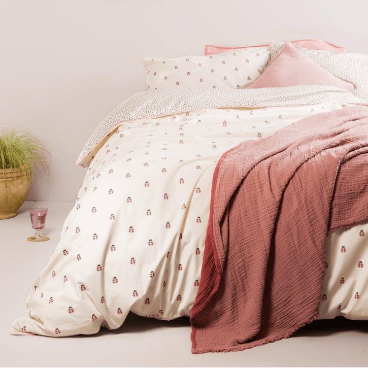 Ladybirds Reversible Bedding Set, Double
