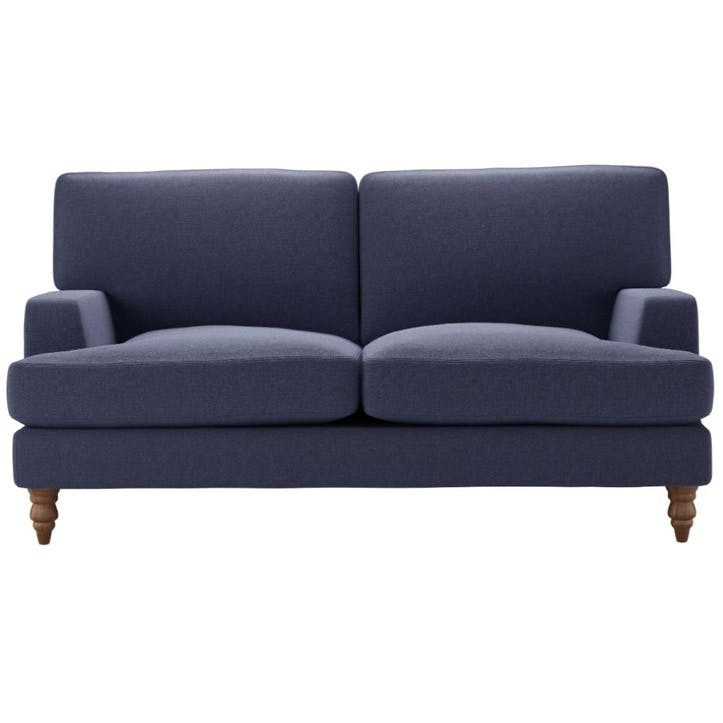 Isla Sofa, Two Seat, Uniform Plain Weave