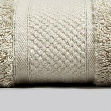 Shinjo Face Towel, Stone
