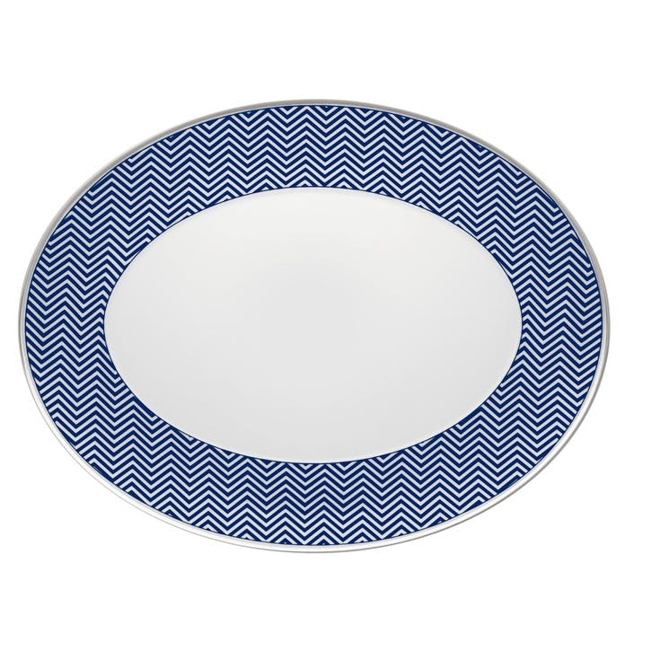 Harvard Small Oval Platter