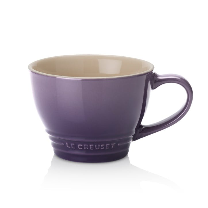 Stoneware Grand Mug - 400ml; Ultra Violet