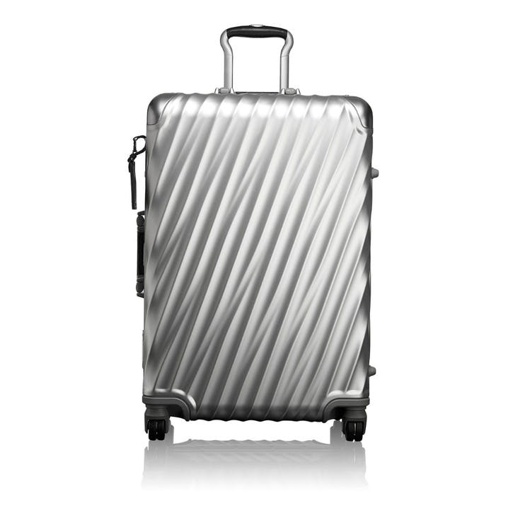 19 Degree Suitcase, 66cm, Silver