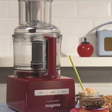 Food Processor 5200 XL; Deep Red