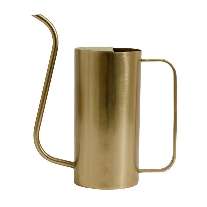 Brass Water Pitcher