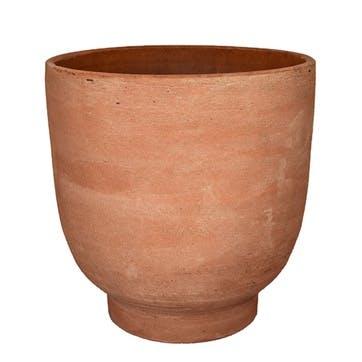 Parma, Planter, Large, Terracotta