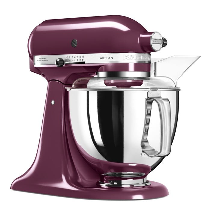 Artisan Stand Mixer with FREE 4.8L Glass Mixing Bowl, 4.8L, Boysenberry