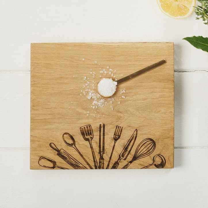 Utensils Oak Chopping Board