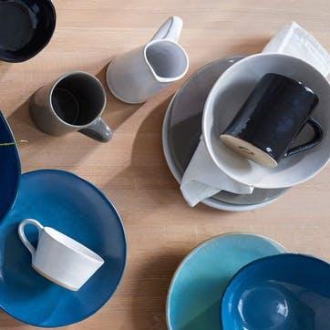 Mervyn Gers White Coffee Cup, 11cm