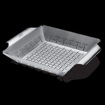 Deluxe Grilling Basket