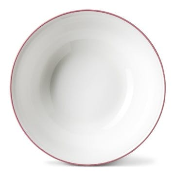 Rainbow Cereal Bowl, Rose Pink