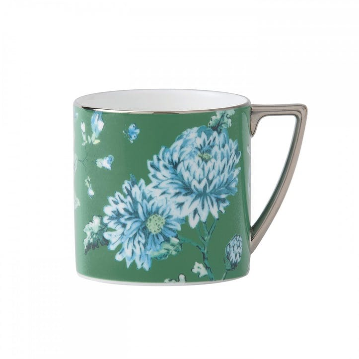 Chinoiserie Mug, Small, Green