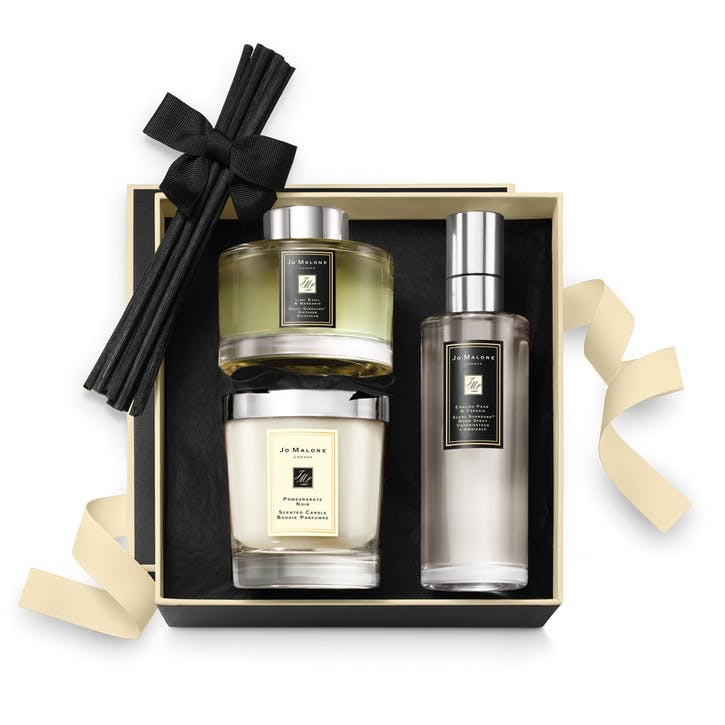 Diffuser, Home Candle & Room Spray Gift Set