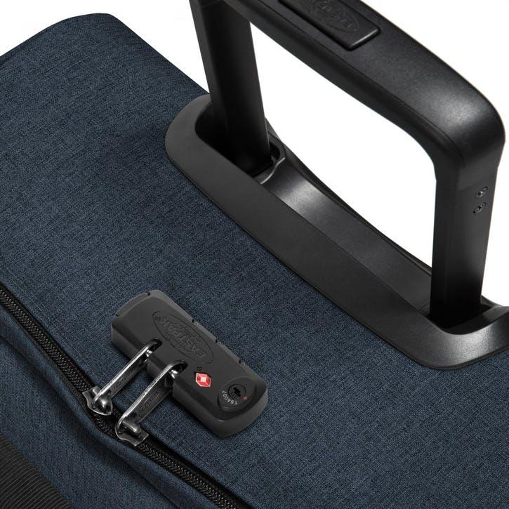 Tranverz Suitcase - Medium; Triple Denim