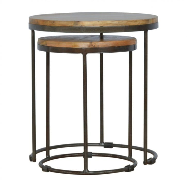 Williamsburg Nesting Tables, Set of 2
