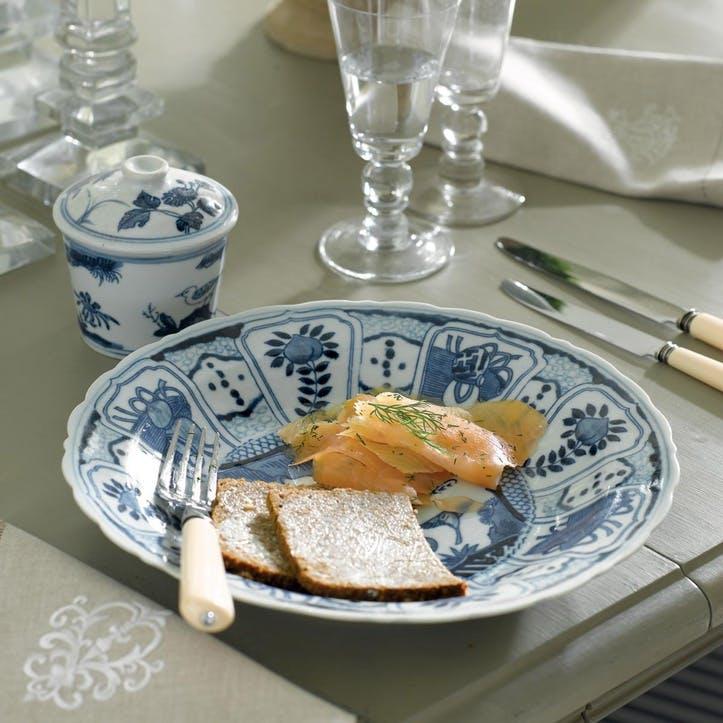 Kraakware Dinner Plate