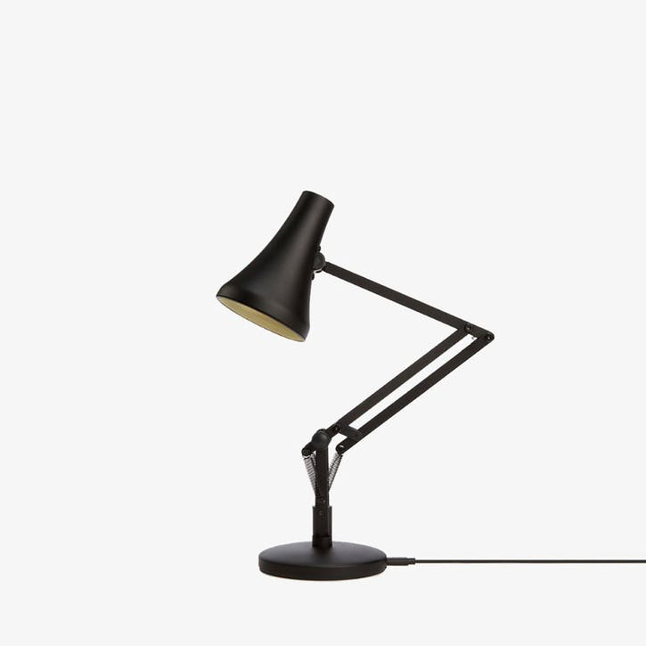Mini Desk Lamp Black