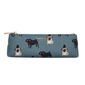 Pug Friends, Pencil Case