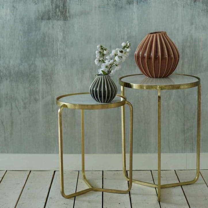 Jacques Side Tables, Set of 2