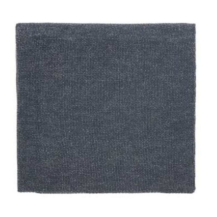 Dolce Knitted Throw, Blue
