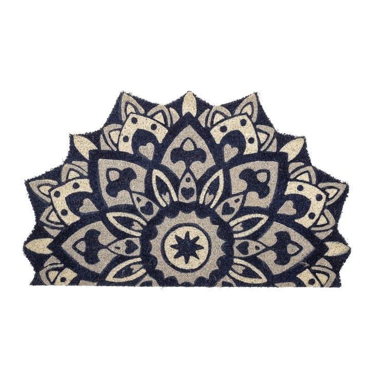 Mandala Doormat