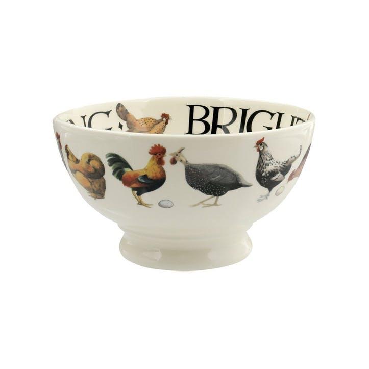 Rise & Shine French Bowl, 13.5cm