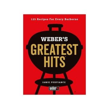 Weber's Greatest Hit's Cookbook