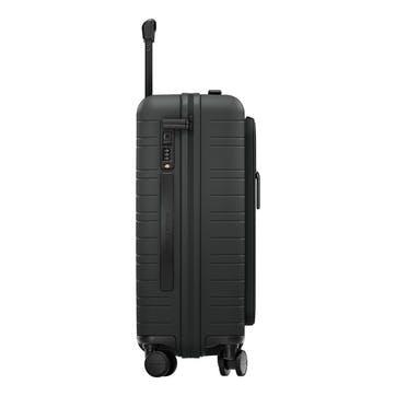 M5 - Smart Luggage, Cabin Suitcase, H40 X W22 X D55cm, Graphite