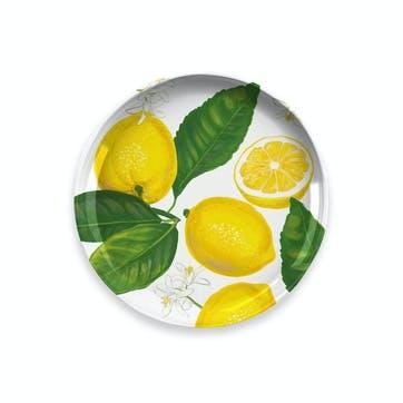 Lemon Fresh Side Plate D21cm