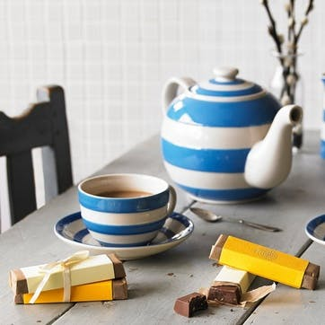Betty Teapot, 49oz/140cl, Blue
