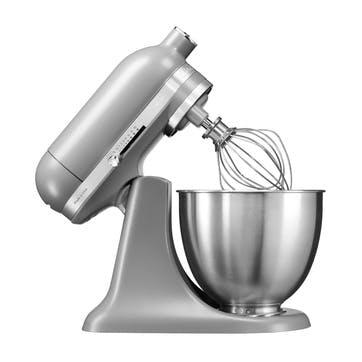 Mini Stand Mixer, Matte Grey, 3.3L