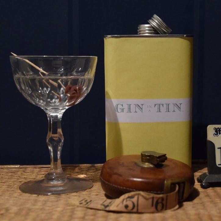 Quarterly Gin Subscription