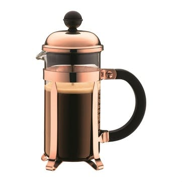 Chambord, 3 Cup Coffee Maker, 35cl, Copper