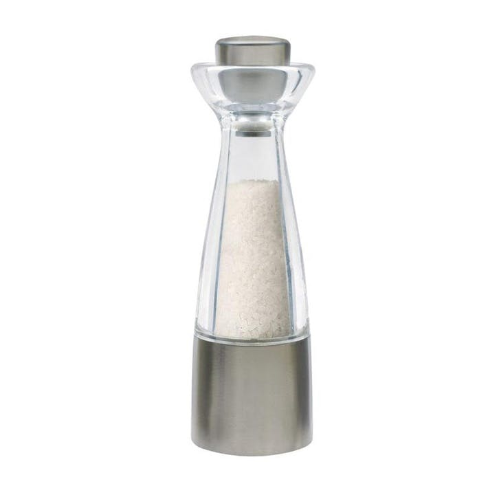 Stockholm Salt Mill, Stainless Steel