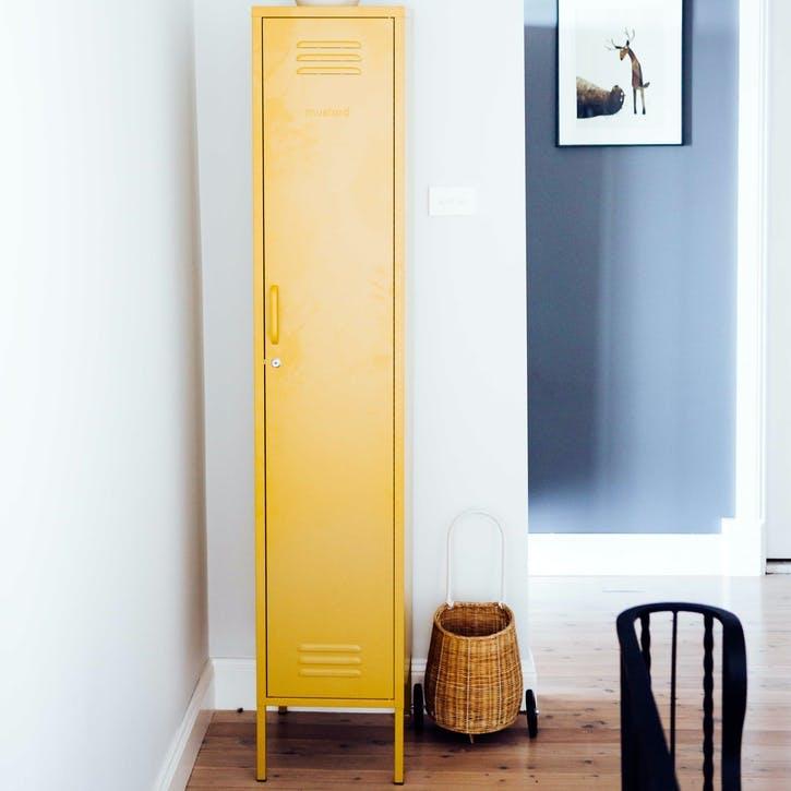The Skinny Locker; Mustard