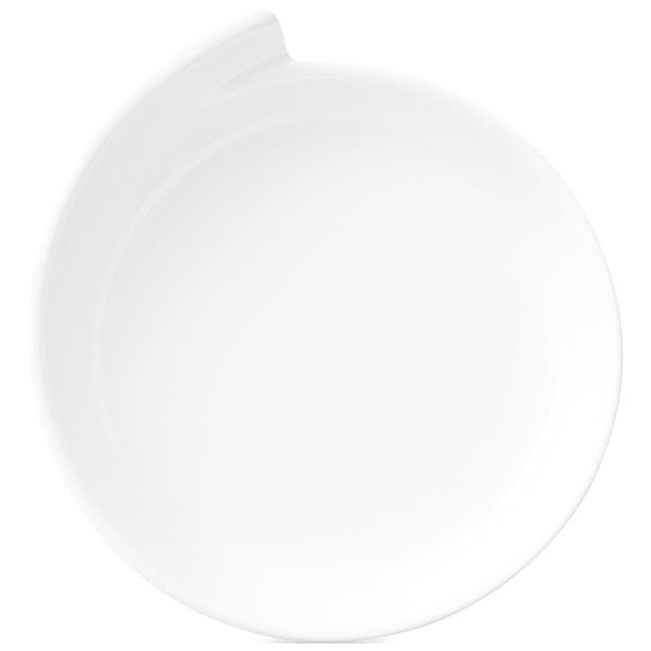 Newwave Presentation Plate 30cm White