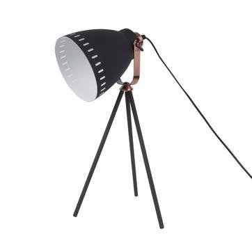 Mingle Table Lamp, Black