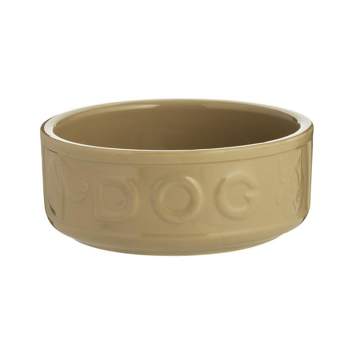 Cane Dog Bowl, 18cm