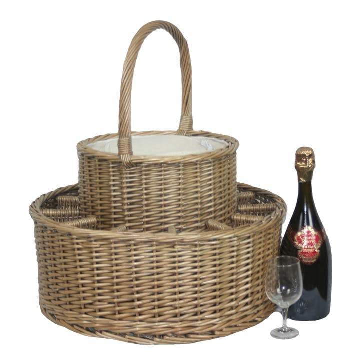Chilled Garden Party Basket