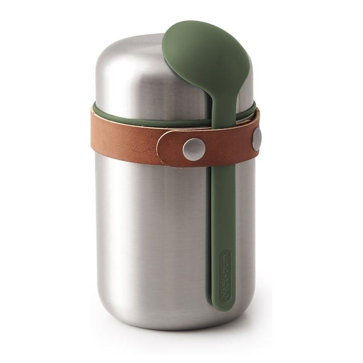 Food Flask, 400ml, Olive