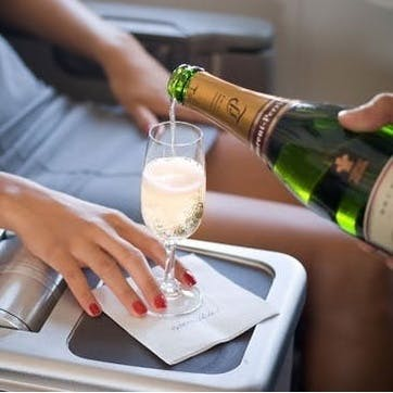 Honeymoon Flight Upgrade £50