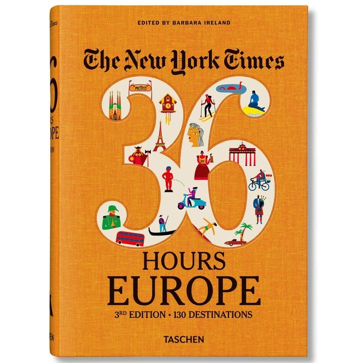 The New York Times: 36 Hours, Europe